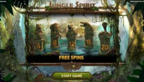 Φρουτάκι Jungle Spirit: Call of the Wild