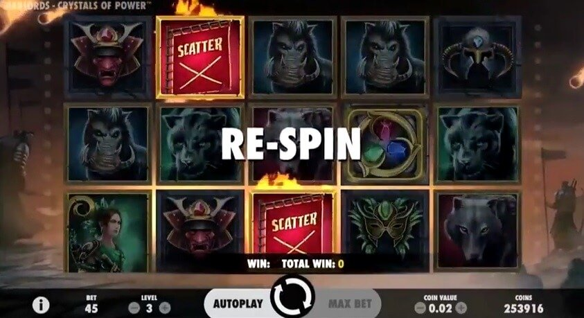 RE-SPIN