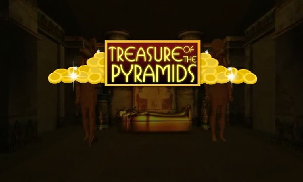 Φρουτάκι Treasure of the Pyramids