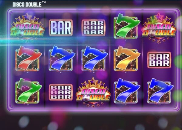 symbolo scatter sto disco double slot