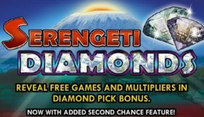 φρουτάκι Serengeti Diamonds