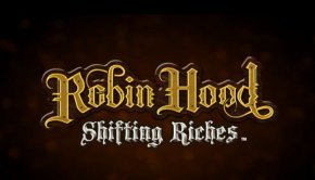 Φρουτάκι Robin hood shifting riches της NetEnt